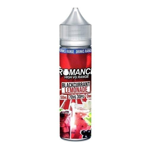 Romance Blackcurrant Lemonade 50ml Bottle [70/30]