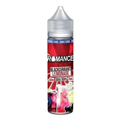 Romance Blackcurrant Lemonade 50ml Bottle [50/50]
