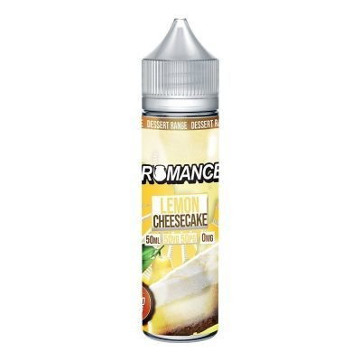 Romance Lemon Cheesecake 50ml Bottle [50/50]