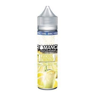 Romance Luscious Lemonade 50ml Bottle [70/30]
