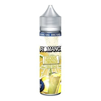 Romance Luscious Lemonade 50ml Bottle [50/50]