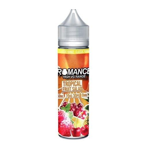 Romance Tropical Fruit Salad 50ml Bottle [70/30]